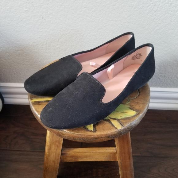 **H&M Black Flat Shoe